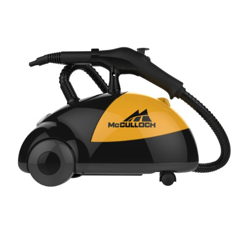 Steam Gun - McCulloch MC1275 Heavy-Duty Steam Cleaner