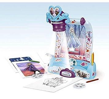 Proyector Escenas Magicas de Frozen 2: Amazon.es: Juguetes y ...