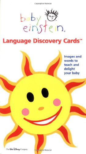 Baby Einstein: Language Discovery Cards - Images and Words to Teach and Delight Your Baby by Unknown