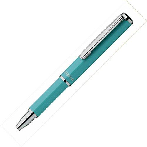 Zebra SL-F1 Mini Ballpoint Pen, 0.7 mm, Mint Green Body, Black Ink (Green Mini Pen)
