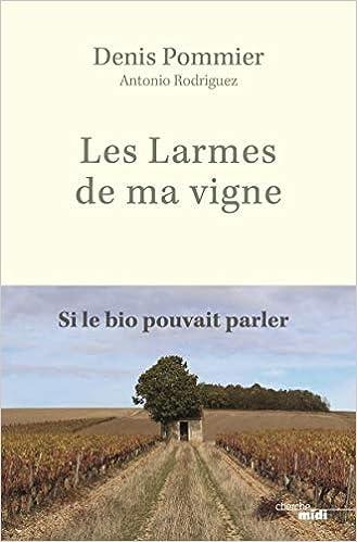 Book's Cover of Les Larmes de ma vigne (Français) Broché – 24 septembre 2020