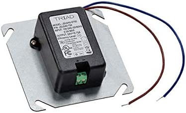 TRIAD MAGNETICS JSU240-0750 Switching Power Supplies Junction 100-240Vin Out 24VDC at 1500mA
