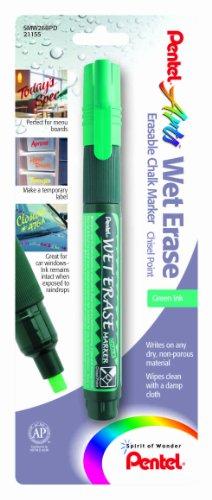 Pentel Erase Marker Chisel SMW26BPD