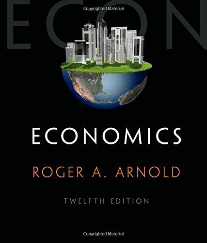 By Roger A. Arnold Economics (with Digital Assets, 2 term (12 months) Printed Access Card) (12) [Hardcover] ebook