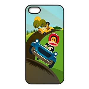 iPhone 5,5S Phone Case Paul Frank Ng3021