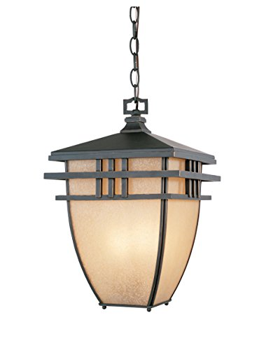 Designers Fountain 30834-ABP 3 Light Height Dayton Outdoor by Designers Fountain