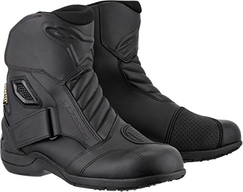 Alpinestars New Land Gore-Tex Men's Motorcycle Street Boots (Black, EU Size - Redmond Center