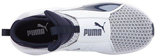 Sneaker Taglia Puma sparkling Donna White White Unica Cosmo Peacoat Puma pdgdWn