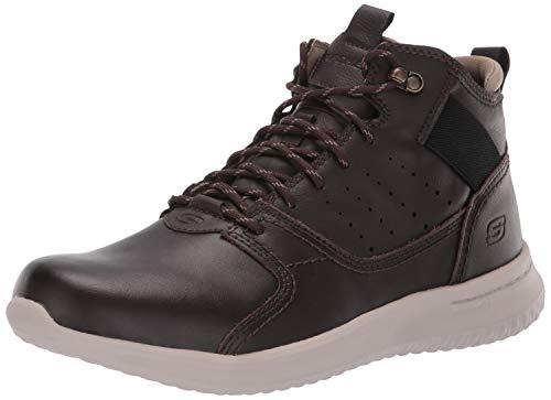 Skechers ortego Chocolate Zapatillas Para chocolate Marrón Hombre Delson x4Uxg