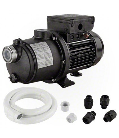 Pentair Boost-Rite Booster and Pressure-Side Cleaner Pump HP 115V 230V | LA-MS05 by Pentair