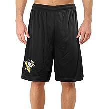 Official NHL Pittsburgh Penguins Air Mesh Shorts