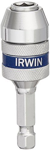 "Irwin Tools 4935651 Lock-n-Load Quick Change Extension, 3/8"", 2-3/4"""