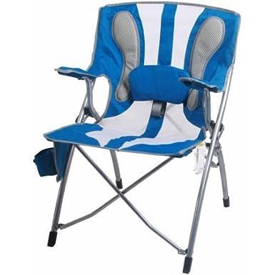 Ozark Trail ajustable resistente plegable Camping lumbar de ...