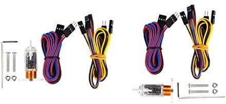 B Blesiya 2 Piezas 3D Impresora 3D Táctil Sensor de Nivelación ...