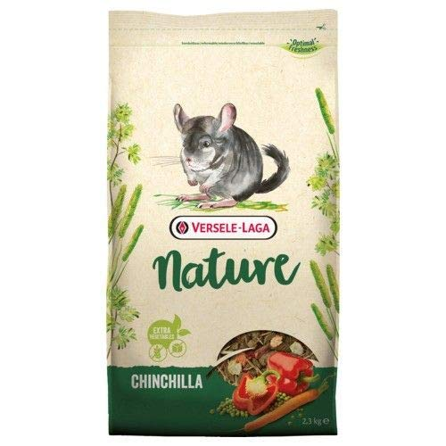 Versele-laga Chinchilla Nature, 2.3 kg