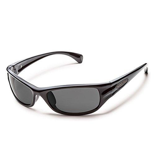 Suncloud Optics Star Polarized Sunglasses (Gray - Small Faces Sunglasses For Which