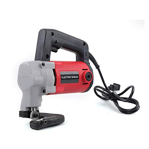 110V 600W Electric Sheet Shears Heavy Duty Cutter Power Tools Metal Cutting Machine 2000r/min