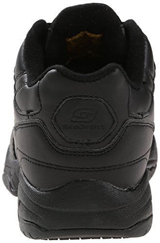 Felton US Relaxed Grande Mujer Albie Negro Skechers 8 Fit gwEzqwxf