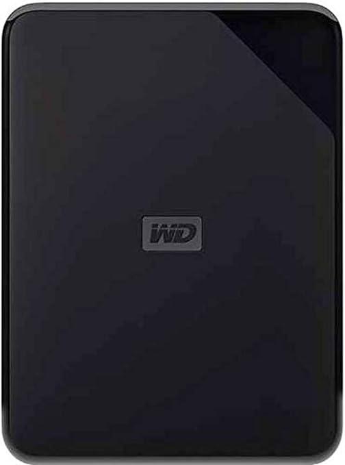 Western Digital WDBJRT0020BBK-WESN - Disco Duro Externo Element Se Especial Edición 3.0 de 2TB (2.5