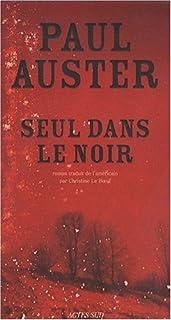 Seul dans le noir : roman, Auster, Paul