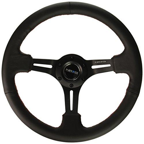 NRG Innovations RST-018R-RS Reinforced 350mm Sport Steering Wheel (3