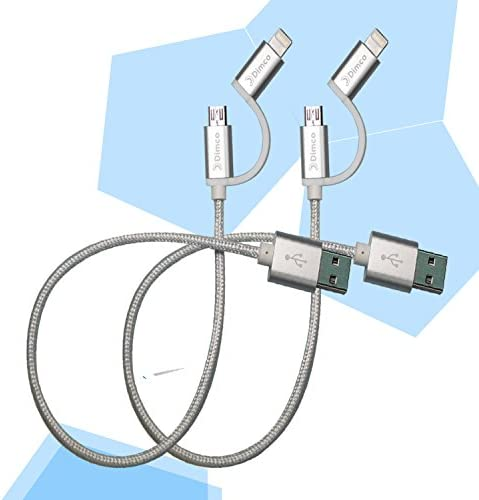Dimco short fast charging cable product image