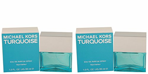 Mîchael Kõrs Turquoisé Perfúme For Women 1 oz Eau De Parfum Spray+ a FREE 6.7 oz Hand & Body Cream (PACKAGE OF - Turquoise Kors Michael