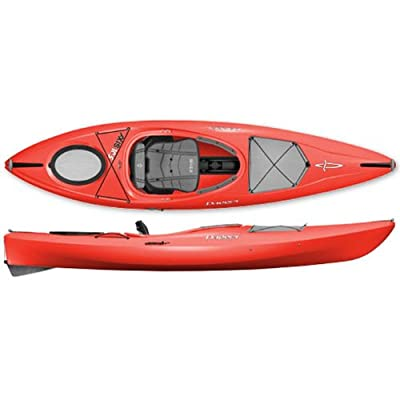 90351140 Dagger Axis 10.5 Kayak, Red from Confluence Watersports