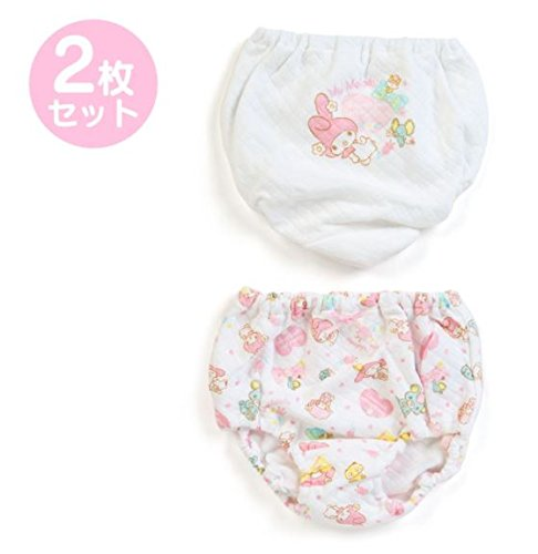 Sanrio My Melody Kids quilt shorts two set 100cm From Japan (Costume Ideas For Short People)