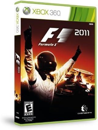 F1 2011 - Xbox 360 by Codemasters: Amazon.es: Videojuegos