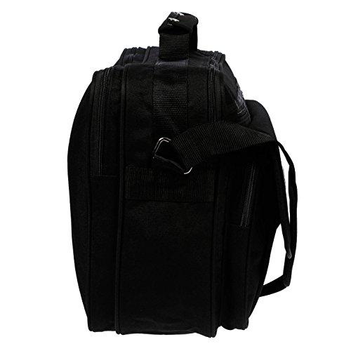 Noir Cm 45 X 33 Sac Xxl 19 Christian À L'épaule Porter Wippermann® Homme Pour ax0PCwpq