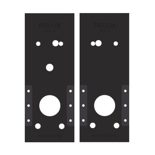 Pro-Lok Schlage CO-Series Mortise Pro Template Set IN510-MORT-PRO