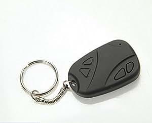 1 eye products 808 Keychain Camera HD - Mini Hidden Camera Spy Gear