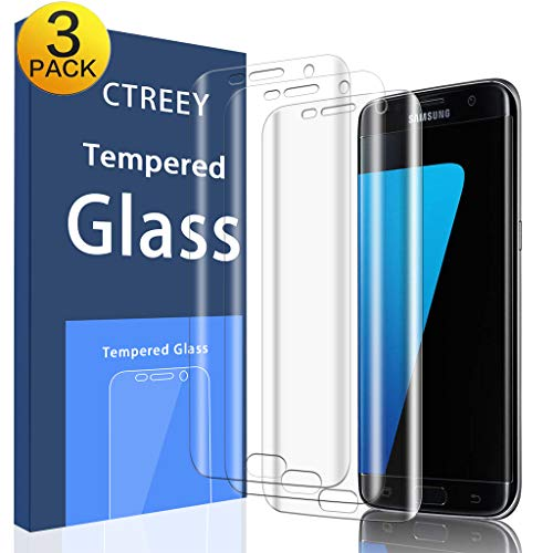 galaxy s7 edge protector tempered