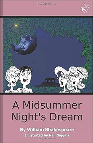 Amazon com: A Midsummer Night's Dream (Easy Read Shakespeare