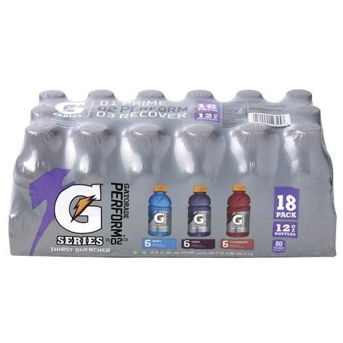 Gatorade Perform 02 G Series Thirst Quencher- Assorted