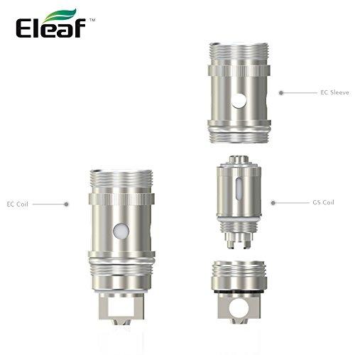 ELEAF IJUST ONE STARTER KIT - Acero Inoxidable (Inox) - Sin tabaco o nicotina: Amazon.es: Salud y cuidado personal