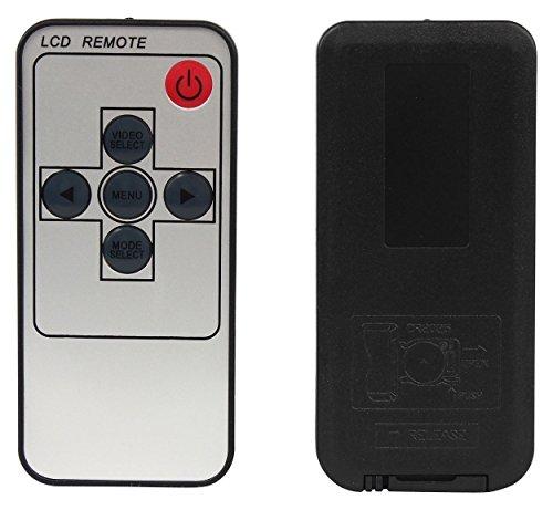 "Pair Rockville RHP7-BK 7"" Black TFT-LCD Car Headrest Monitors+2 Wireless Headset by Rockville (Image #4)"