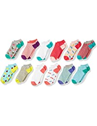 Kids' 12-Pack Low-Cut Socks