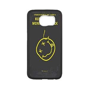 LSQDIY(R) Kurt Cobain SamSung Galaxy S6 Customized Case, Unique SamSung Galaxy S6 Durable Case Kurt Cobain