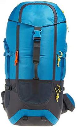 60Lアウトドアスポーツハイキングバックパック、 ナイロン布、 ロッククライミング/旅行、 男性と女性