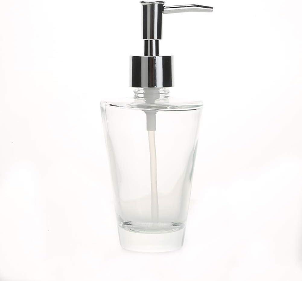 GBSIER Dispensador de jabón baño - Dispensador de jabón rellenable ...