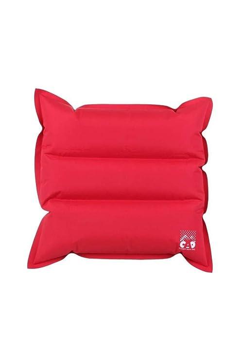 Cao 40 x 40 cm Almohada Hinchable de TPU Unisex, Rojo ...