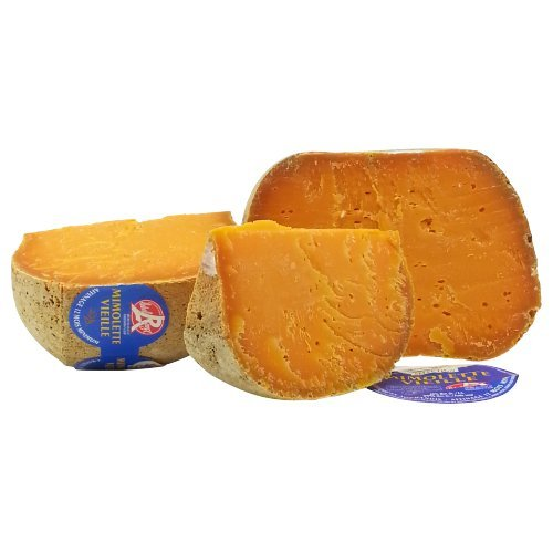 Isigny, Mimolette Cheese, Aged 12 months (2 x 1 pound)