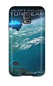 Hot New Civilization: Beyond Earth Case Cover For Galaxy S5 With Perfect Design