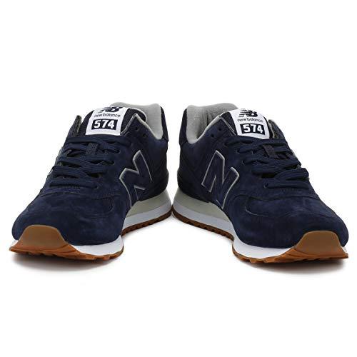 New dunkelblau Herren Balance Ml574E Sneaker rwqnrZC