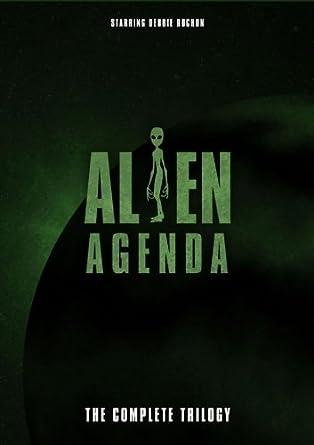 Amazon.com: Alien Agenda Trilogy: Debbie Rochon, Sasha ...