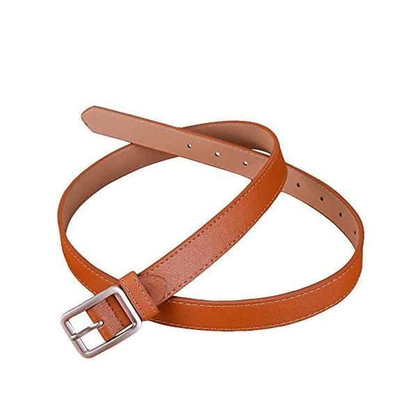 Firally Hot sale Cintura,Cinghie Vita Cinture in Pelle Donna Larga Cintura in Vita Solida Fascia Dimensioni Regolabili… 1 spesavip