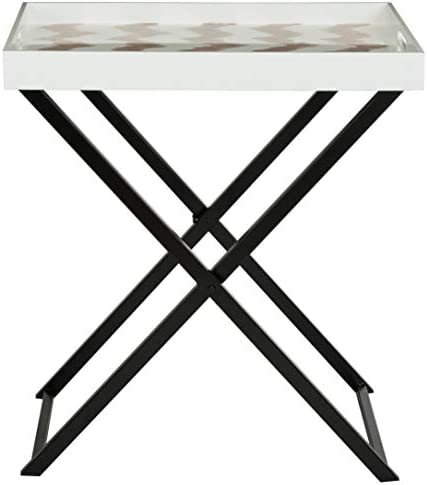 Safavieh Home Collection Abba Tray Table