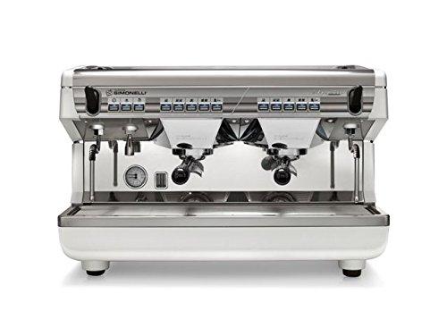 (Nuova Simonelli Appia Semi-Auto 2 Group Espresso Machine Mappia5Sem02Nd002 )